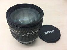 Nikon 24-120mm Nikkor f3.5-5.6 D Lens