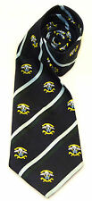 SBS SPECIAL BOAT SERVICE  STRIPE & MOTIF CLASSIC UK MADE MILITARY TIE