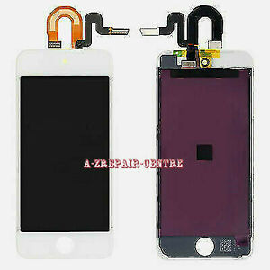 New For iPod Touch 5 5th Gen White LCD Screen Display Digitizer Assembly Replace