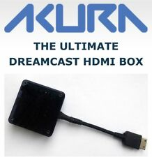Brand New Akura Hdmi Professional Sega Dreamcast New Beharbros BBS SHIPS ASAP