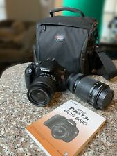 Canon EOS Rebel T3i / EOS 600D 18.0MP Digital SLR Camera DSLR with Accessories
