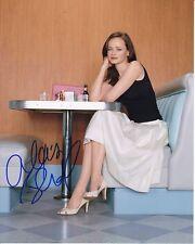 Alexis Bledel Signed Autographed 8x10 Photograph