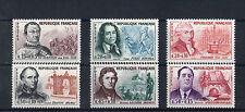 France Lot 74 timbres non oblitérés séries gomme**   Célébrités