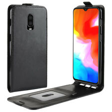 Case Retro Wallet For OnePlus 6T Luxury Slim Leather Card Slot Holder Skin Cover
