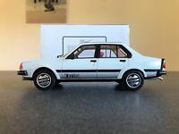 RARE Otto Models 1:18 - RENAULT 18 - R18 Turbo Phase 1 - OT060 - OttoMobile