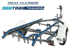 Seatrail 4.8M C-Channel Skid Boat Trailer (5.40m Long Overall)