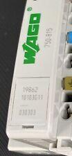 Wago 750-815 plus 3 cartes