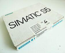 Siemens Simatic S5 6ES5470-4UC12 6ES5 470-4UC12 E-Stand: 5 -sealed-