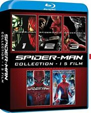 Sony Pictures Blu-ray Spider-man Collection (5 Blu-ray) 2014 Film - Fantascienza