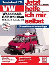 VW Bus T4-Modelle ab 1990 Wohnmobil-Selbstausbau Jetzt helfe ich mir selbst 174