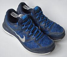 Azul Hombre Nike Dual Fusion Run 3 Running Shoe/Zapatillas, Size UK 11.