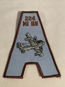 US Army 224th Military Intellegence Battalion Patch