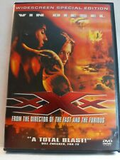 XXX (DVD, Widescreen Special Edition)