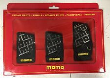 MOMO DNA1111 RACING PEDAL SET for MANUAL TRANSMISSION : FREE SHIPPING