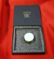 """TAOM  GOLD """"SOFT"""" SNOOKER POOL CHALK, LIGHT GREEN, MADE IN FINLAND IN TAOM BOX"""