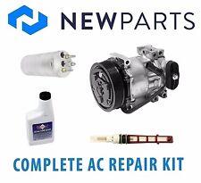 Dodge Dakota V6 3.9L 2002-2003 Complete A/C Repair Kit New Compressor & Clutch