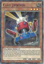 YU-GI-OH: CARD TROOPER - SHATTERFOIL RARE - BP03-EN026 - 1st EDITION