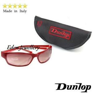 OLD Out AUTHENTIC Sexy DUNLOP Men Sunglasses Made in ITALY 5 STAR Model DUS241