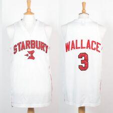 Retro 00's Stephon Marbury Baloncesto Camiseta Chaleco Starbury #3 Wallace M