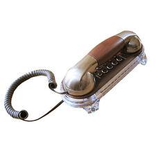 Mini Vintage Antique Wall Mounted Telephoneretro wall landine phone