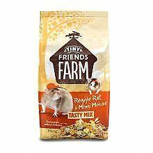 Supreme Tiny Friends Farm Reggie Rat & Mimi Mouse Tasty Mix - 850g - 571028