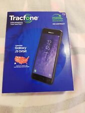 New Tracfone Prepaid Samsung Galaxy J3 Orbit 4G LTE 5'' HD Quad Core 8MP