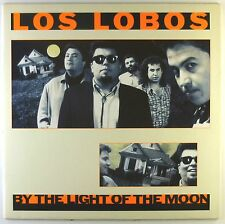 "12"" LP - Los Lobos - By The Light Of The Moon - A2608h - washed & cleaned"
