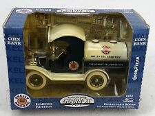 1997 Gearbox 1912 Ford Tanker Truck Bank Skelly Aromax 1:24 Scale Die Cast NIB