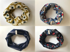 New Seasalt handyband snood face covering headband Organic Cotton 4 designs