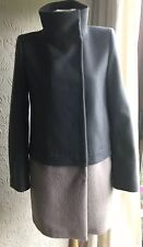 Ladies Patrizia Pepe Firenze Coat Size 42/10,Look All Photos For Measure Please