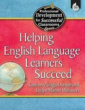 Professional Development for Successful Classrooms: Helping English Language Le…