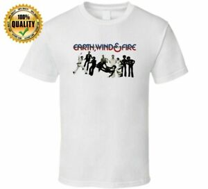 Earth Wind and Fire T Shirt Free Shipping