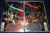 STAR WARS #4 Gamestop SET VERY RARE Rebels & Empire NM