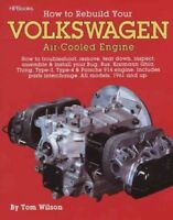 How to Rebuild Your Volkswagen Air-Cooled Engine, Paperback by Wilson, Tom, L...