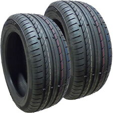 2 Budget 2554518 255 45 18 103 XL Haute Performance m&s pneumatiques x2 255/45 deux