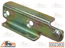 Charnière de porte gauche supérieure en INOX pour Citroen MEHARI  -2383-