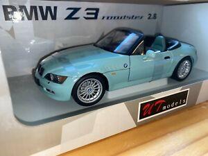 1:18 UT Models BMW Z3 Roadster 2.8 (Mint Green)