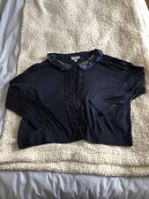 Nightingales Ladies Cardigan - Size 16 - Vgc