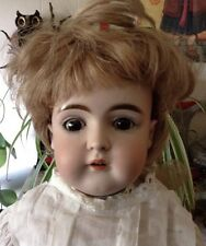 Antique German Doll 20 1/2 Inches Tall
