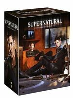 COFFRET DVD SERIE FANTASTIQUE : SUPERNATURAL SAISON 1 A 7 - FRERES CONTRE DEMONS