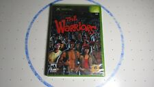 The Warriors (Microsoft Xbox, 2005) Brand NEW
