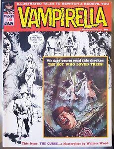 VAMPIRELLA ~ No 9 1970 ~ FN/VF