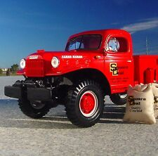 RARE - SQUARE DEAL CORN SEED - 1949 DODGE POWER WAGON - First Gear