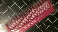 Rat tail hair comb teasing 2 rolls double teeth hairdresser approved