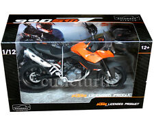 Automaxx 601701 KTM 990 SM-T Dual Sport Touring Bike Motorcycle 1:12 Orange