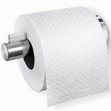 Zack Foccio Spare Toilet Roll Holder for Bathrooms stainless Steel NEW