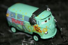 "DISNEY PIXAR CARS 2 ""RACE TEAM FILLMORE WITH HEADSET"" LOOSE, NEW, SHIP WORLDWIDE"