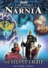 The Chronicles Of Narnia - The Silver Chair Bbc - Dvd New/Sealed