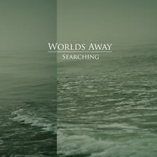 Worlds Away - Searching CD 2012 digisleeve post rock instrumental