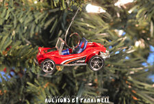 Custom Meyers Manx Christmas Ornament 1/64th Scale Dune Buggy Volkswagen VW